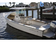 Baja Caribiana 34 Center Console Launch Edition