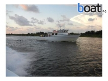 Marine Aqua Bay Commercial Fishing Research Inspected Passenger Vessel