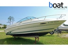 21 Sea Ray 215 Express Cruiser