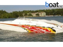 41 Thunder Powerboats King Cat