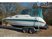 25 Sea Ray 250 Sundancer