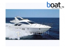 Azimut Evolution 55E
