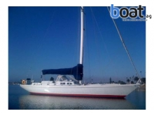 52 Columbia Sloop