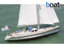 Tayana 55 Deck Salon