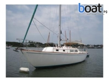 Pearson Cb Sloop, New Engine