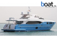 105 Majesty Yachts 105
