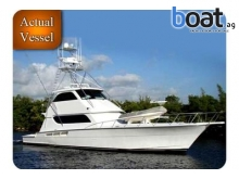 65 Hatteras Enclosed Flybridge