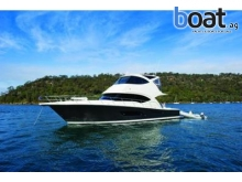 53 Riviera 53 Enclosed Flybridge