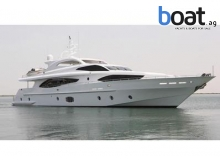 121 Majesty Yachts 121