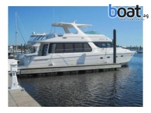 57 Carver 570 Voyager Pilothouse