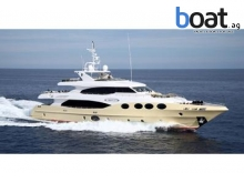 125 Majesty Yachts 125