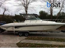 Fountain 31 Sportfish Cruiser