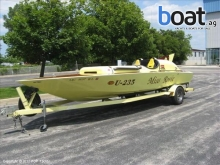 Custom Built 23 Hydroplane Replica