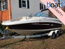 Sea Ray 210 Sundeck - 50th Anniversary Edition