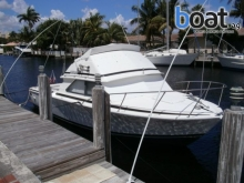 Bertram Flybridge Cruiser 28 FBC-II