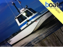 Boston Whaler 27 Vigilant Pilothouse