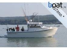 Osprey 24 Pilothouse