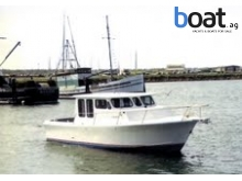 Bruce Roberts 33 Pilothouse