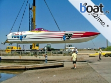 Skater 40 Powerboat