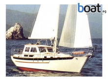 Pacific Seacraft Pilothouse 32