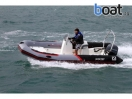 boat for sale |  Zodiac Pro 550 Touring Grau