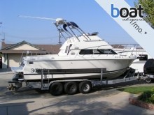 Skipjack 26 Custom Flybridge