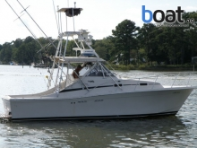Uniflite 28 Salty Dog