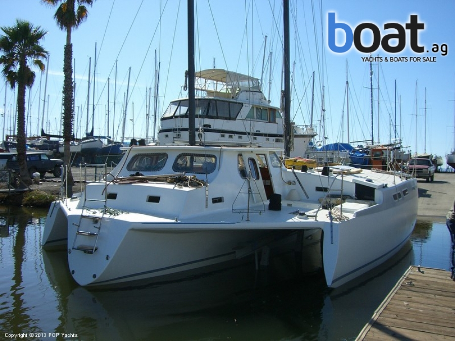 Horstman 50 Tristar for 125.000 USD for sale at boat.ag | 22.296 Boats, yachts & ads at boat.ag