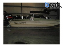 Alumacraft All-Welded Jons Mv 1650 Aw Deluxe (C ... In Oakland, Md