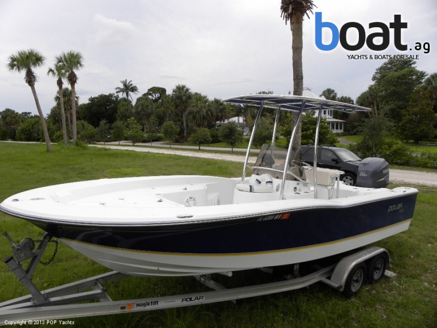 9a8b20468762 Polar 2310 Bay for 22.000 USD for sale at boat.ag