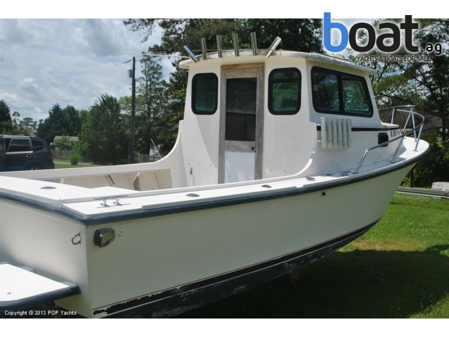 Steiger craft 23 chesapeake for usd for sale at for Used steiger craft for sale