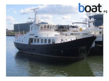 Dutch Seagoing Cutteryacht 20M