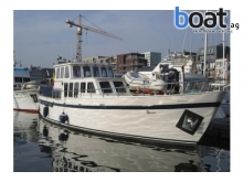 Anker shipyard (NL) Pilothouse 1730 Tsdy