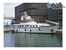 Cammengas Dutch Built Super Motoryacht (Refit 2000)