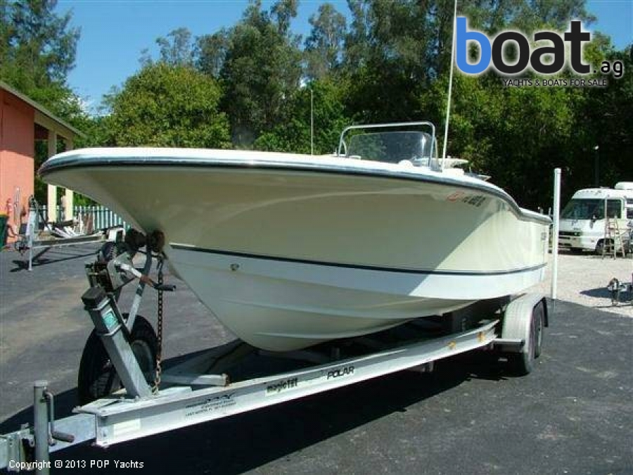 b878c8959845 Polar 2310 Bay Boat for 22.500 USD for sale at boat.ag