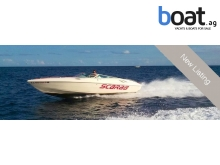 Scarab 26 Offshore