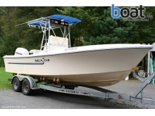 Sea Ox 23 Center Console