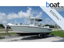 Bluewater 2350 Center Console