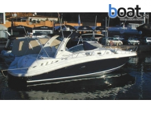 Sea Ray 37 Sundancer