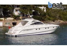 Fairline 52 Targa Hard Top