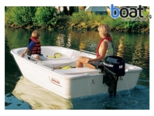 11 Boston Whaler 110 Tender
