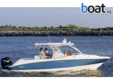 32 Boston Whaler 320 Outrage Cuddy Cabin
