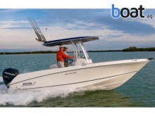 22 Boston Whaler 220 Outrage