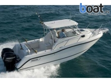 27 Boston Whaler 255 Conquest