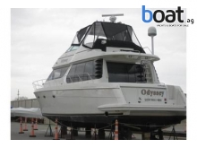 Voyager Carver 530 Pilothouse
