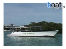 Single Cooper Marine Caribbean 63 Deck Catamaran