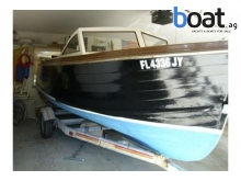 18' Hubert Johnson Blackjack Sea Skiff