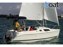 Hunter 25 Pop-Top Sloop