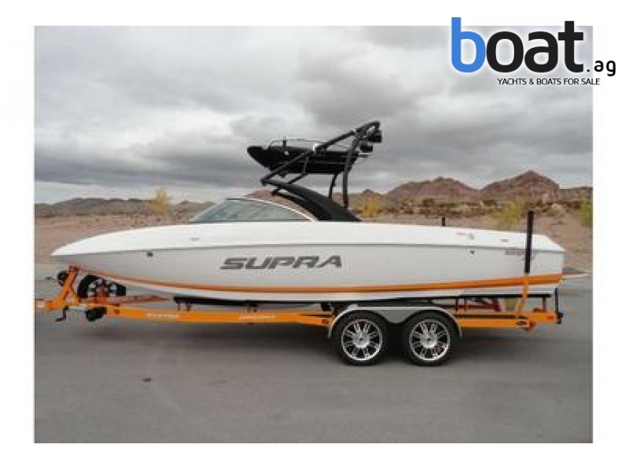 Supra Sunsport 242 for sale at boat ag | 22 292 Boats, yachts & ads
