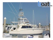 Hatteras Cat Repower- Full Tower Convertible SF